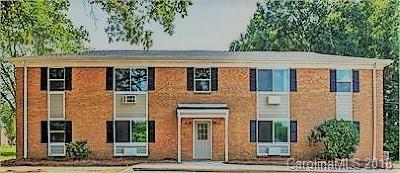 Gastonia Condo/Townhouse For Sale: 1321 Sims Circle #6B