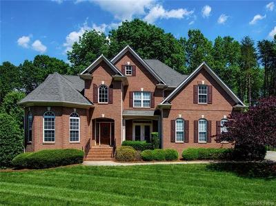 Charlotte Single Family Home For Sale: 8334 Getalong Road