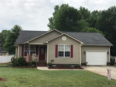 Concord NC Single Family Home For Sale: $174,900