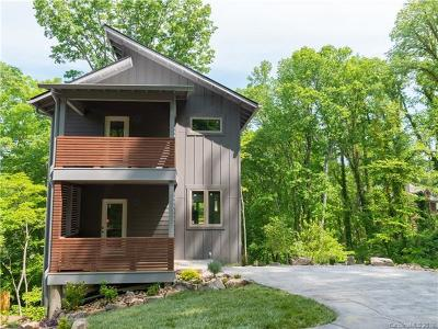 Asheville NC Single Family Home For Sale: $495,000
