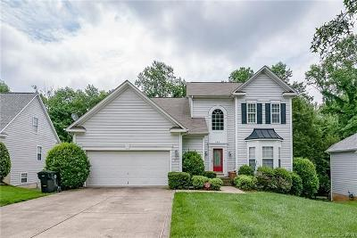 Mooresville, Kannapolis Single Family Home For Sale: 124 Romany Lane