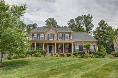 Mount Holly Single Family Home For Sale: 505 Woodward Ridge Drive