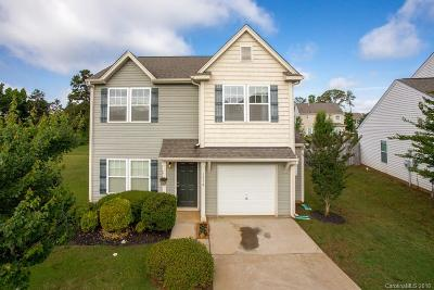 Charlotte NC Single Family Home For Sale: $160,000