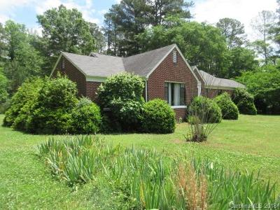 Rock Hill Single Family Home For Sale: 161 Country Club Drive