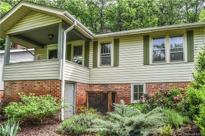 Asheville Single Family Home For Sale: 27 Sycamore Street
