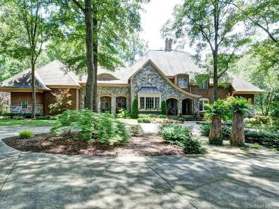 Charlotte Single Family Home For Sale: 6239 Sharon Hills Road