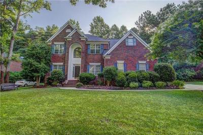 Lake Wylie Single Family Home For Sale: 315 Inland Cove Court