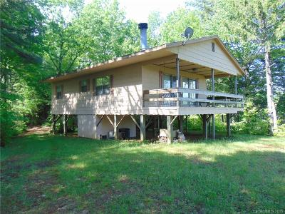 Transylvania County Single Family Home For Sale: 398 Paul McCoy Road