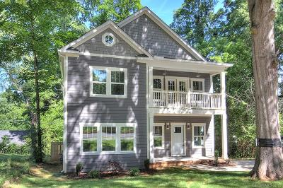 Single Family Home For Sale: 142 Smallwood Place