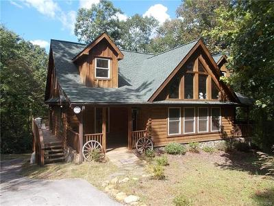 Lake Lure Single Family Home For Sale: 675 Pheasant Street #146