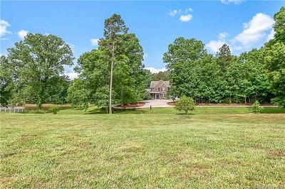 Waxhaw Single Family Home For Sale: 5205 Parkwood School Road