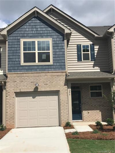 Fort Mill Condo/Townhouse For Sale: 206 Ascot Run Way #1030