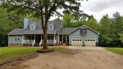 Catawba Single Family Home For Sale: 1740 Deer Run Road