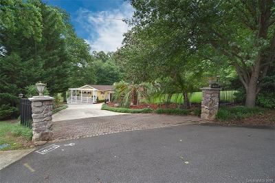 Charlotte Single Family Home For Sale: 11932 Springpoint Lane