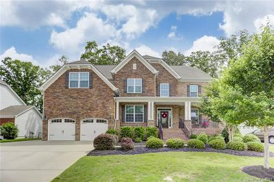 Waxhaw Single Family Home For Sale: 3817 Litchfield Drive