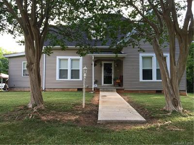 Stanly County Single Family Home For Sale: 133 Gordon Street