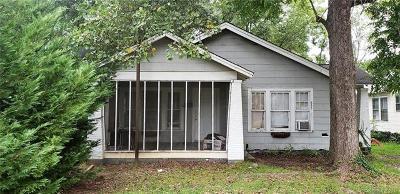 Gastonia Single Family Home For Sale: 835 Chester Street