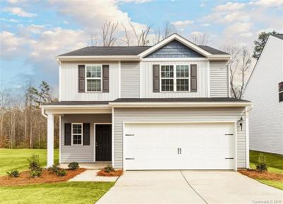 Charlotte NC Single Family Home For Sale: $201,900