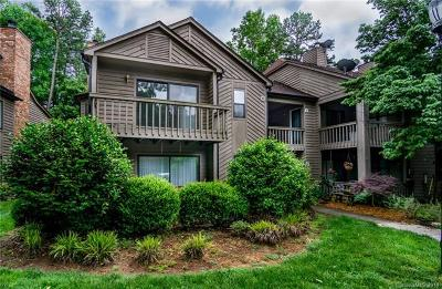 Lake Wylie Condo/Townhouse For Sale: 4134 Charlotte Highway #Bldg 8,