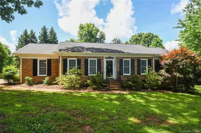 Mint Hill Rental For Rent: 4521 Bainview Drive