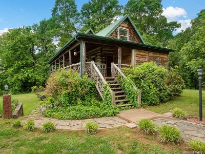 Hendersonville Single Family Home Under Contract-Show: 45 Mack Hill Drive