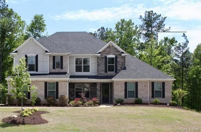 Mooresville Single Family Home For Sale: 117 Abbeville Lane #121