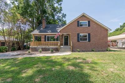 Kannapolis Single Family Home For Sale: 1502 Central Drive