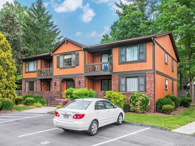 Hendersonville Condo/Townhouse Under Contract-Show: 1767 Haywood Manor Road