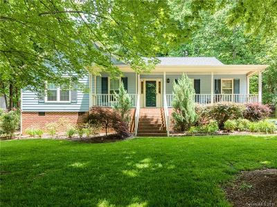 Huntersville Single Family Home For Sale: 9109 Twin Trail Drive