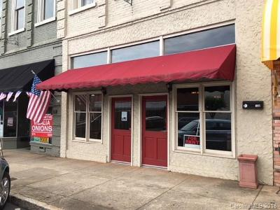 Rutherfordton Commercial For Sale: 211 Main Street