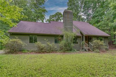 Tryon Single Family Home Under Contract-Show: 530 Laurel Heights Lane