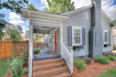 Charlotte Single Family Home For Sale: 3622 Oakwood Avenue