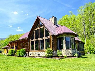 Jackson County Single Family Home For Sale: 612 Barkers Creek Road