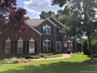 Huntersville Single Family Home For Sale: 13400 Broadwell Court