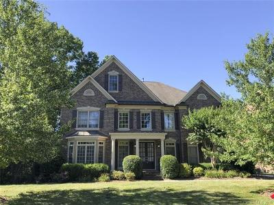 Matthews Single Family Home For Sale: 1003 Arundale Lane