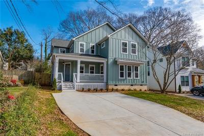 Charlotte Single Family Home For Sale: 4227 Craig Avenue
