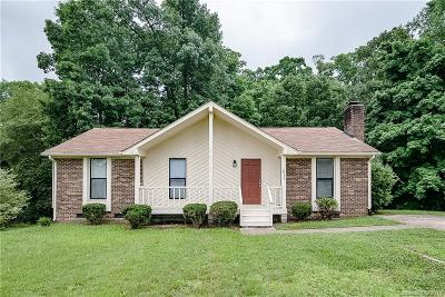 Charlotte Single Family Home For Sale: 2930 Drakes Crossing Drive