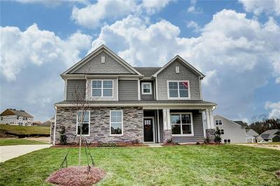Mooresville Single Family Home For Sale: 135 Morden Loop #Lot 80