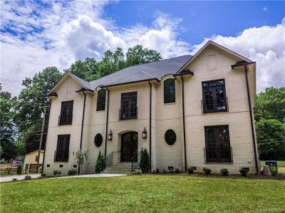 Charlotte, Davidson, Indian Trail, Matthews, Midland, Mint Hill, Indian Land, Catawba, Clover, Fort Mill, Lake Wylie, Rock Hill, Tega Cay, York Single Family Home For Sale: 6710 Folger Drive