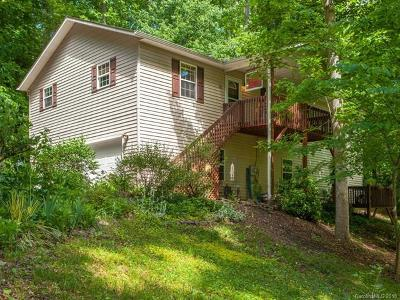 Candler Single Family Home For Sale: 18 Secluded Trail