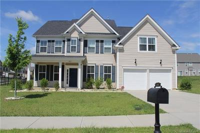 Cabarrus County Single Family Home For Sale: 2601 Mill Wright Road