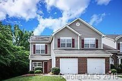 Charlotte NC Condo/Townhouse For Sale: $159,900