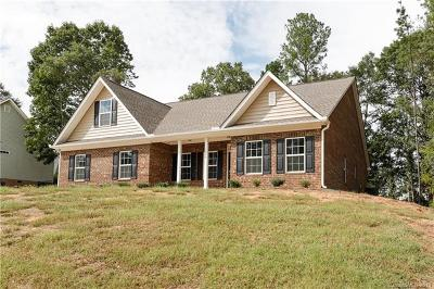 Rock Hill Single Family Home For Sale: 1649 Williamsburg Drive #71