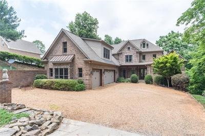 Charlotte, Davidson, Indian Trail, Matthews, Midland, Mint Hill, Indian Land, Catawba, Clover, Fort Mill, Lake Wylie, Rock Hill, Tega Cay, York Single Family Home For Sale: 9934 Saw Mill Road
