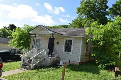 Gastonia Single Family Home For Sale: 511 W Norment Avenue