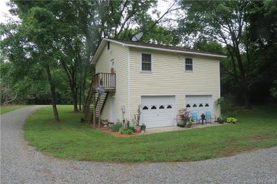 Cabarrus County Single Family Home For Sale: 7520 Mount Olive Road