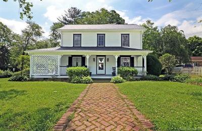 Brevard Single Family Home For Sale: 184 Franklin Street