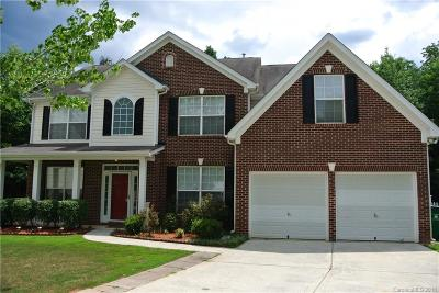 Charlotte NC Single Family Home For Sale: $299,990