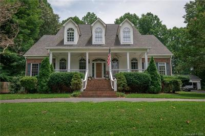 Mooresville NC Single Family Home For Sale: $595,000