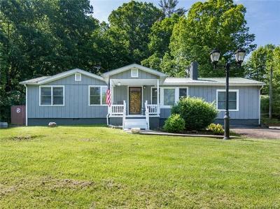 Weaverville Single Family Home For Sale: 941 Barnardsville Highway